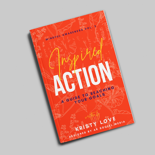 Guide To Taking Inspired Action E-Book