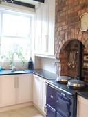 Ash shaker kitchen