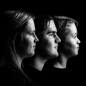 Lotte, Jesper en Sem