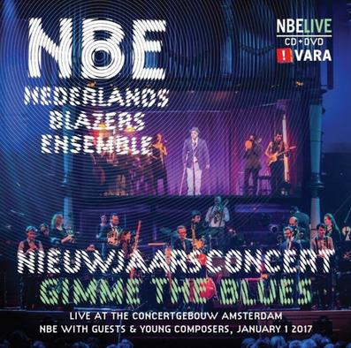 CD Cover NBE Nieuwjaarsconcert