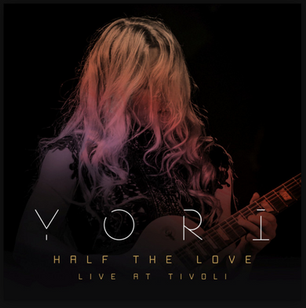 EP Cover YORI