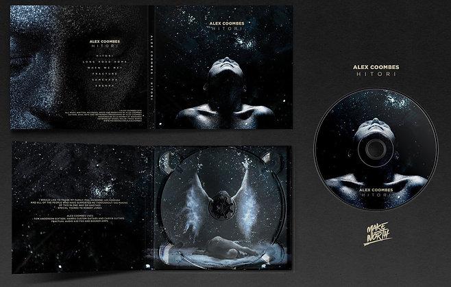 Alex Coombes - Hitori (CD)