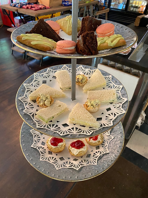 Thursday Afternoon Tea, July 1st, 2-5pm