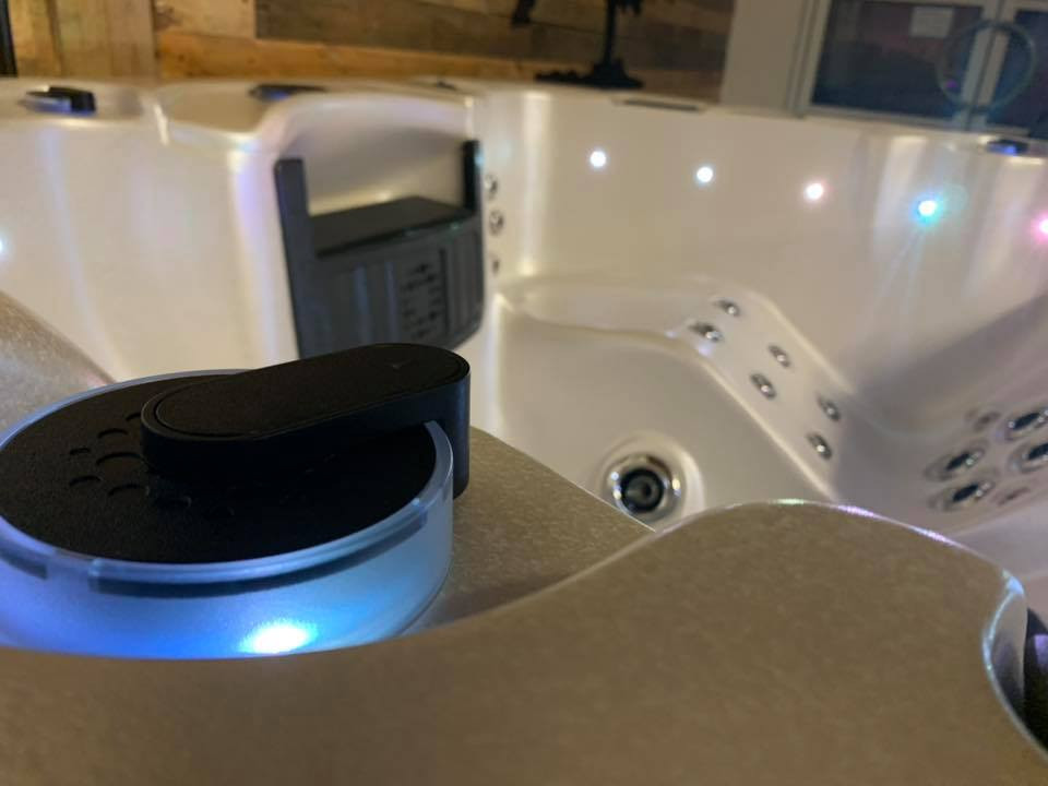 Vortex 3 Person Hot Tub