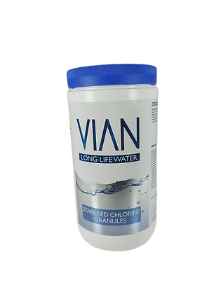 Vian Chlorine Granules 1kg