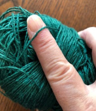 Heat Waves and Heat Domes; What Is A Knitter To Do