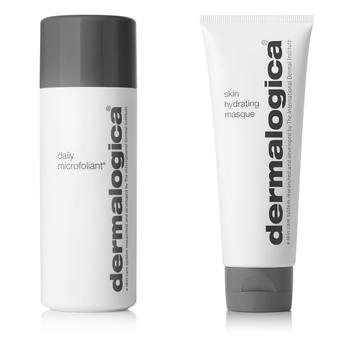 Daily Microfoliant & Skin Hydrating Masque