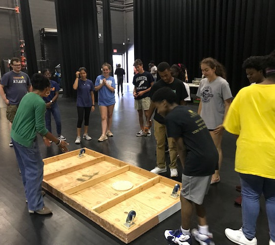 PSBcreative Theatre Makers Workshop