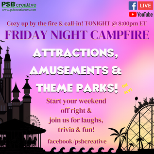 Attractions Amusements and Theme Parks!