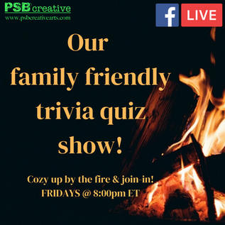 Our Family Friendly Quiz Show!