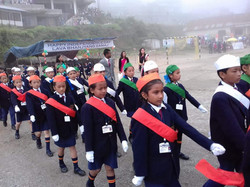March pass done by our childrens.