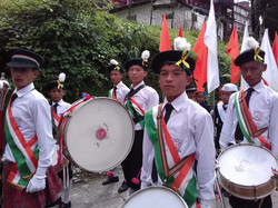 Band for the March pass