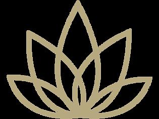 Blomst outline guld.png