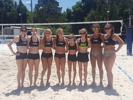 Sand Volleyball Season is Here!