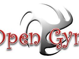 15s, 16s, 17s, & 18s Open Gym