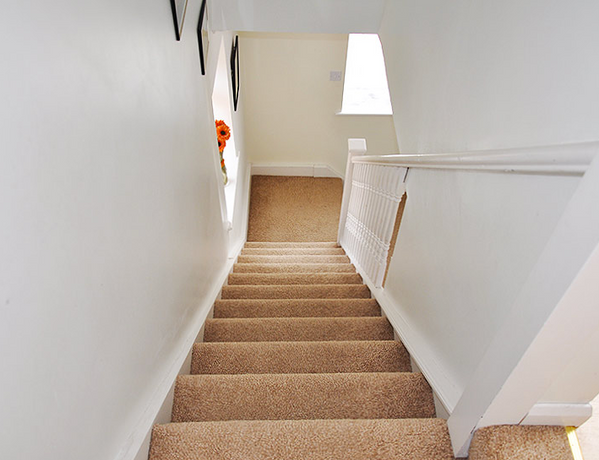 Staircase in Loft Conversion