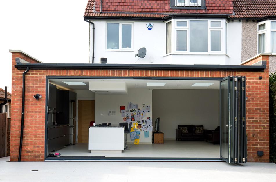 Northwood - Ground Floor Extension