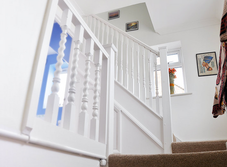 Considerations for staircases