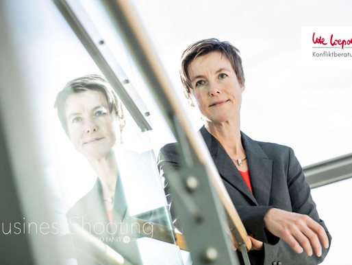 Business-Shooting mit Ute Liepold