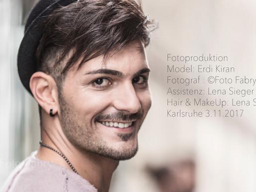 Fotoproduktion:  Model Erdi