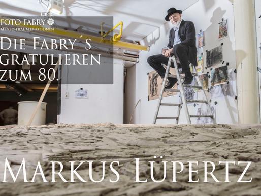 Markus Lüpertz - Glückwunsch zum 80.