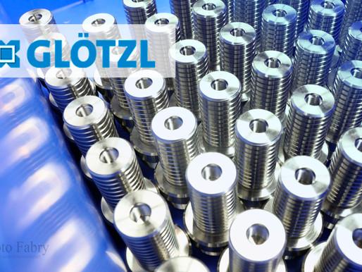 Fotos aus der Produktion bei GLÖTZL Baumesstechnik