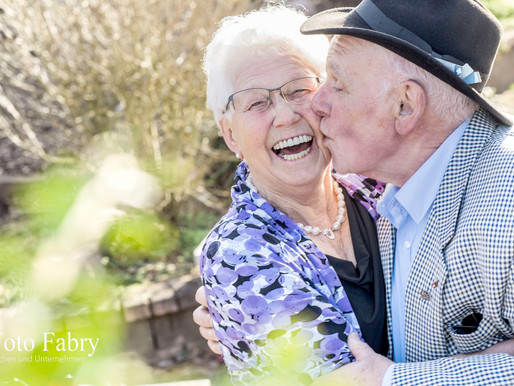 Liebe altert nicht