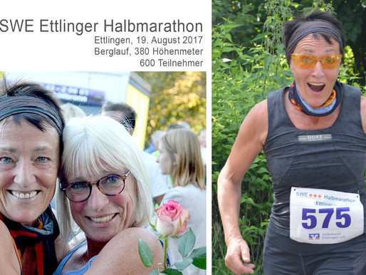 Juhuuuuu !!!!! Ersten Halbmarathon gelaufen