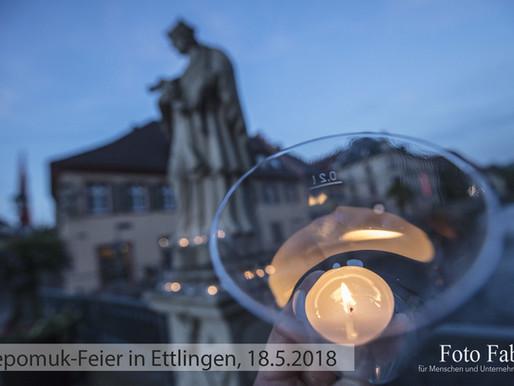 Nepomuk-Feier in Ettlingen