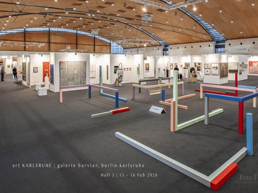 art Karlsruhe | galerie burster