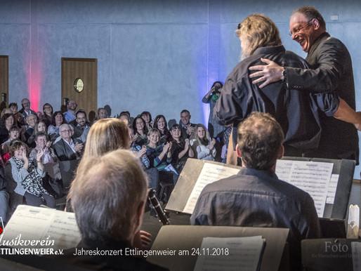 GIGANTISCHES Jahreskonzert 2018 Musikverein - Ettlingenweier