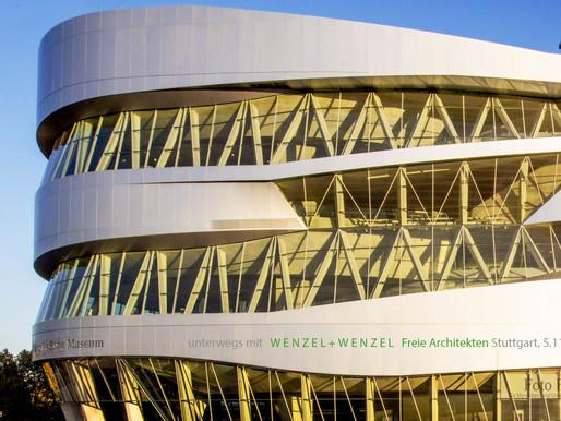 Unterwegs mit WENZEL+WENZEL, freie Architekten