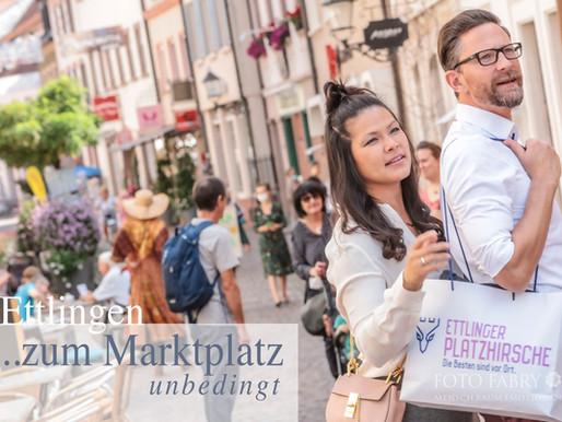 Schlender-Shopping in Ettlingen