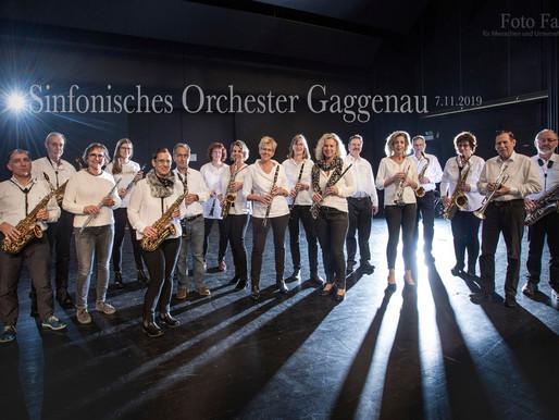 Orchester-Shooting in Gaggenau