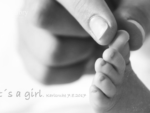 Welcome Baby - 7 Tage jung