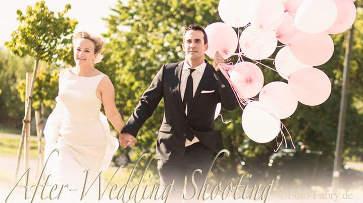 Für jedes Brautpaar empfehlenswert__ein Shooting nach der Hochzeit