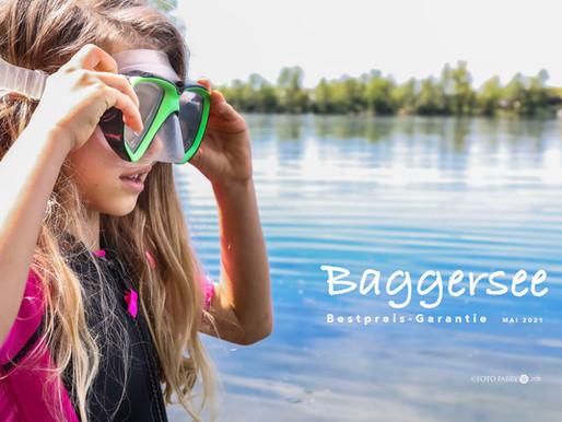 Baggersee - Badesaison eröffnet