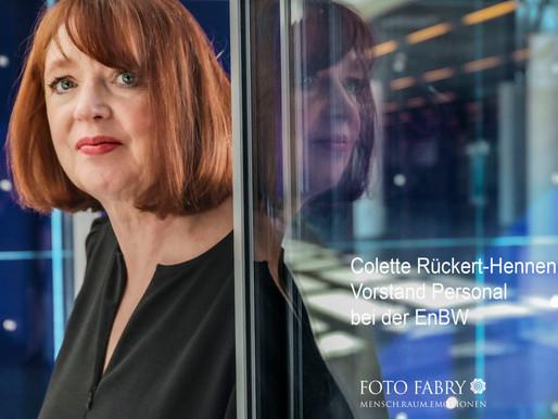 Vorstand Personal bei der EnBW: Colette Rückert-Hennen