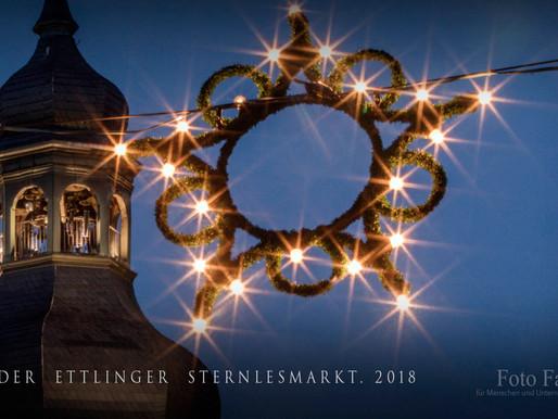 Der Ettlinger Sternlesmarkt.2018