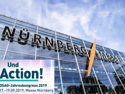 Nürnberg:DSAG Jahreskongress 2019