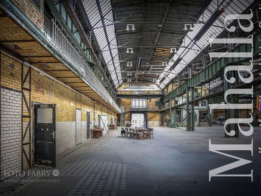 MAHALLA - eine gigantische  Kunstfabrik ist im Entstehen