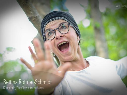 Shooting mit Bettina:  quirlig, lebendig, positiv