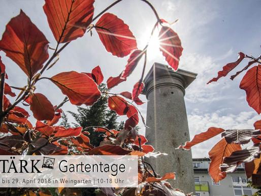 STÄRK-Gartentage