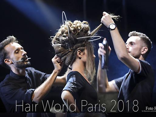 Paris:  Hairworld 2018