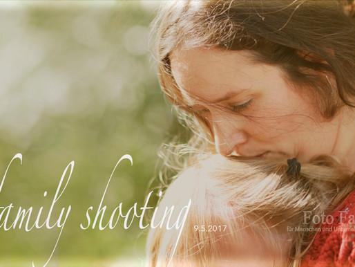 Familien - Shooting