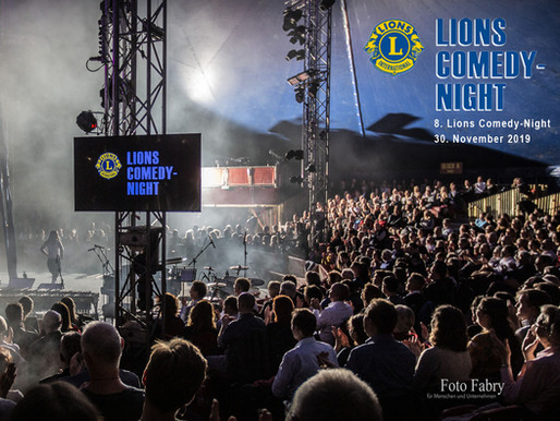 Lions Comedy-Night 2019