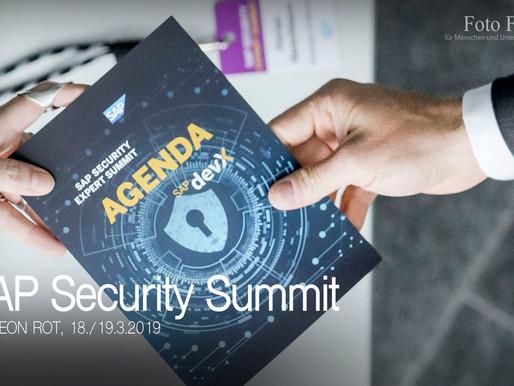 SAP Security Summit 2019