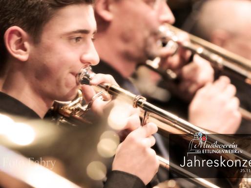 Jahreskonzert  - unser Musikverein