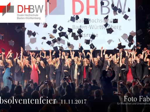 DHBW - Absolventenfeier