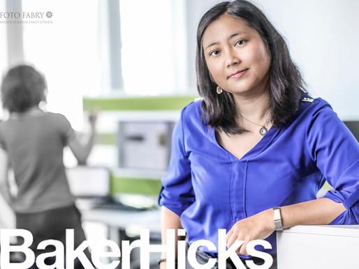 Mitarbeiter-Fotos bei BakerHicks